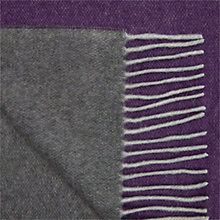 Buy Ted Baker Cashmere Mix Throw Online at johnlewis.com