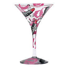 Buy Lolita Lipstick Martini Glass Online at johnlewis.com