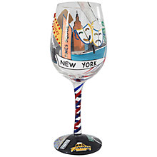Buy Lolita New York Wine Glass Online at johnlewis.com