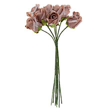 Buy John Lewis Rose Buds Wedding Accessory Online at johnlewis.com