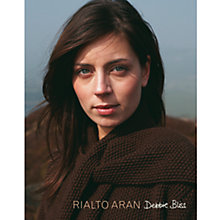 Buy Debbie Bliss Rialto Aran Knitting Pattern Booklet Online at johnlewis.com