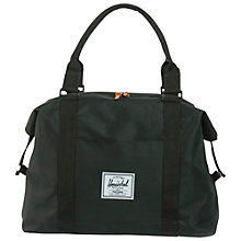 Buy Herschel Strand Cotton Canvas Holdall Online at johnlewis.com