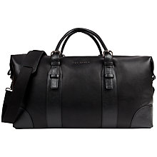 Buy Ted Baker Montane Holdall, Black Online at johnlewis.com
