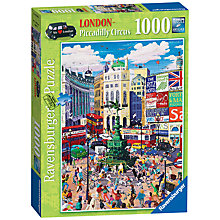 Buy Ravensburger Piccadilly Circus 1000 Piece Puzzle Online at johnlewis.com