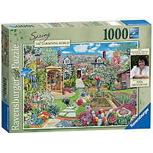 Buy Ravensburger Gardening World Spring 1000 Piece Jigsaw Puzzle Online at johnlewis.com