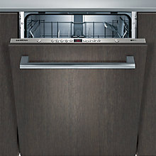 Buy Siemens SN65M031GB Fully Integrated Dishwasher Online at johnlewis.com