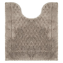 Buy John Lewis Pure Waffle Tufted Pedestal Mat Online at johnlewis.com