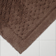 Buy John Lewis Pure Waffle Tufted Bath Mat Online at johnlewis.com