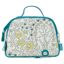 Buy John Lewis Printed Weekender Cosmetics Bag Online at johnlewis.com