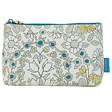 Buy John Lewis Printed Cosmetics Pouch Online at johnlewis.com