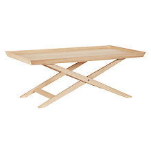 Buy John Lewis Bowmore Coffee Table, Oak Online at johnlewis.com