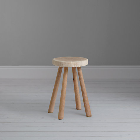 Buy John Lewis Croft Bowmore Log Side Table, Small Online at johnlewis.com