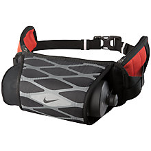 Buy Nike Storm 22oz Hydration Waistpack, Black Online at johnlewis.com