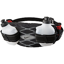 Buy Nike Vapor 2 Bottle Waistpack, Black Online at johnlewis.com