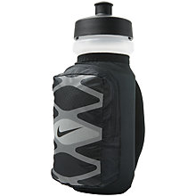 Buy Nike Storm 22oz Handheld Water Bottle, Black Online at johnlewis.com