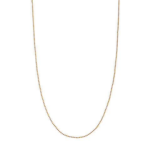 Buy Astley Clarke Charms 18ct Rose Gold Vermeil Beaded Chain Online at johnlewis.com