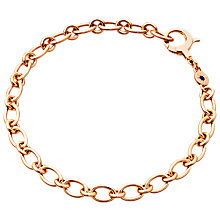 Buy Astley Clarke Charms 18ct Gold Vermeil Charm Bracelet Online at johnlewis.com