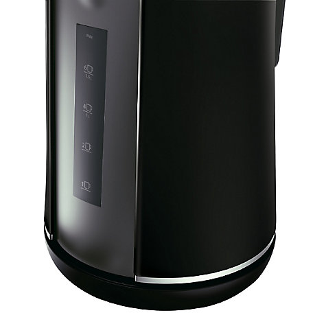 Buy Hotpoint WK 30M AB0-UK Kettle, Black Online at johnlewis.com