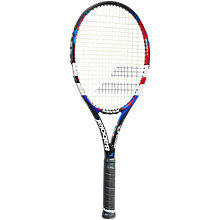 Buy Babolat Reakt Tour 3 Tennis Racket, Red/Blue Online at johnlewis.com