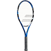 Buy Babolat Contact Tour 3 Tennis Racket, Blue/Black Online at johnlewis.com