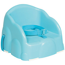 Buy Safety 1st Basic Booster Seat, Blue Online at johnlewis.com