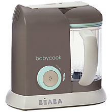 Buy Beaba Babycook Solo 4-in- Babyfood Maker, Blue Online at johnlewis.com
