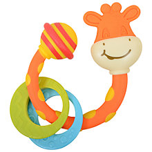 Buy Tiny Love Giraffe Rattle Online at johnlewis.com