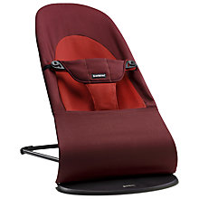 Buy BabyBjörn Bouncer Balance Soft, Rust Online at johnlewis.com