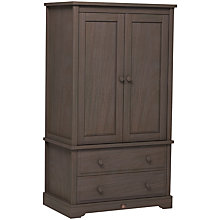 Buy Boori Eton Wardrobe, Mocha Online at johnlewis.com