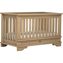 Buy Boori Eton Convertible Cotbed, Aged Natural Online at johnlewis.com