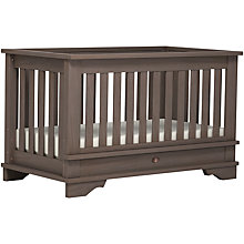 Buy Boori Eton Convertible Cotbed, Mocha Online at johnlewis.com