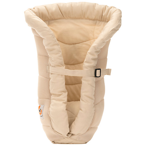 Buy Ergobaby Performance Infant Performance Carrier Insert, Neutral Online at johnlewis.com