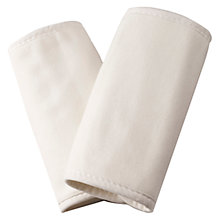 Buy Ergobaby Organic Teething Pads, Neutral Online at johnlewis.com