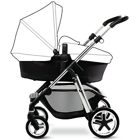 Buy Silver Cross Pioneer Chassis, Silver Online at johnlewis.com