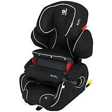 Buy Kiddy Guardianfix Pro 2 Group 1/2/3 Car Seat, Racing Black Online at johnlewis.com