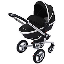 Buy Silver Cross Surf2 Pram Chassis, Seat and Carrycot Online at johnlewis.com