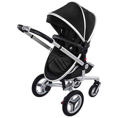 Buy Silver Cross Surf2 Chassis, Seat and Carrycot Online at johnlewis.com