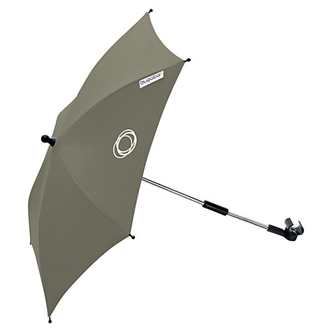 Buy Bugaboo Parasol, Dark Khaki Online at johnlewis.com