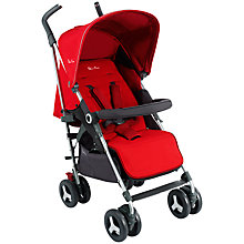 Buy Silvercross Reflex Pushchair, Chilli Online at johnlewis.com