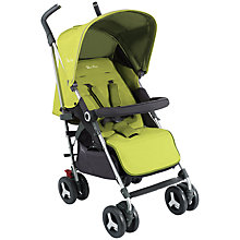 Buy Silver Cross Reflex Stroller, Lime Online at johnlewis.com