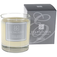 Buy Eve Victoria Neroli, Rose & Sandalwood Scented Candle Online at johnlewis.com