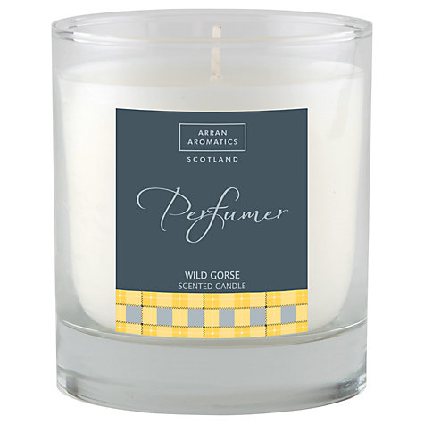 Buy Arran Aromatics Wild Gorse Scented Candle Online at johnlewis.com