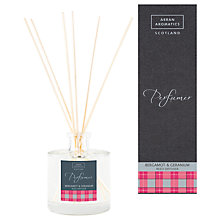 Buy Arran Aromatics Bergamot and Geranium Diffuser, 100ml Online at johnlewis.com