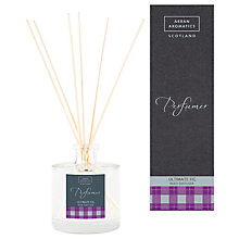 Buy Arran Aromatics Ultimate Fig Diffuser, 100ml Online at johnlewis.com