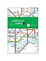 House of Marbles Tube Map Pocket Posh Sudoku 10 Puzzle Book