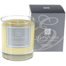 Buy Eve Victoria Jasmine, Ginger and Frankincense Scented Candle Online at johnlewis.com