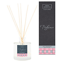 Buy Arran Aromatics Just Grapefruit Diffuser, 100ml Online at johnlewis.com