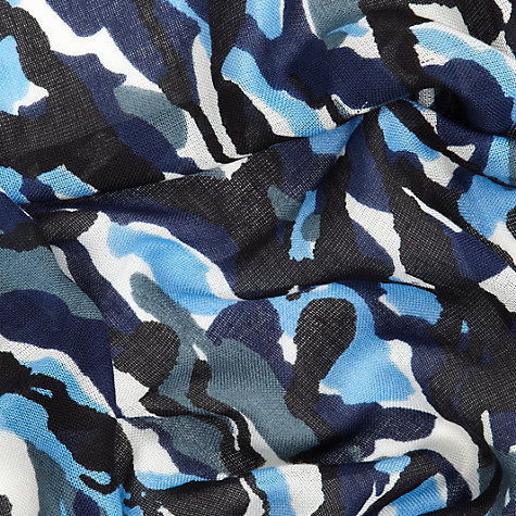 Buy Whistles Ripple Print Scarf, Multi Online at johnlewis.com