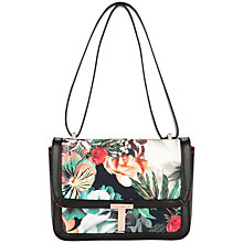 Buy Ted Baker Leyda Floral Across Body Bag Online at johnlewis.com
