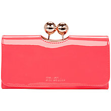 Buy Ted Baker Bobble Leather Matinee Purse Online at johnlewis.com
